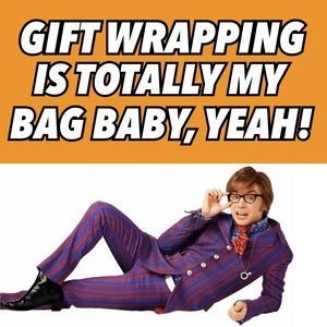 FREE GIFT WRAPPING & SPECIAL PACKAGING SERVICES